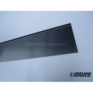 Parkeerbordje Prive plaatje Dibond Aluminium look