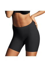 Sleek Smoothers Shorty Maidenform | Black