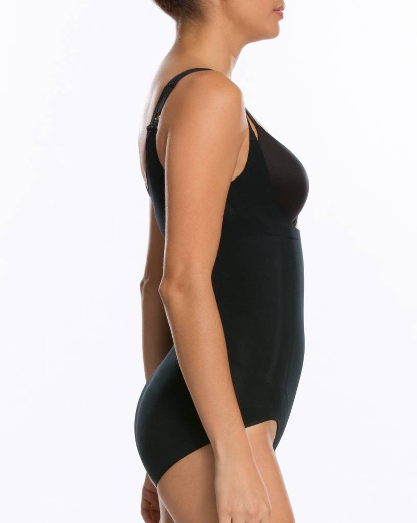 Open-Bust Bodysuit OnCore SPANX | Black