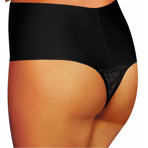Tame your Tummy String Maidenform | Lace | Black