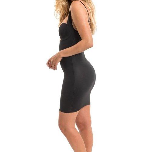 Maxi Sexy Dress MAGIC Bodyfashion | Schwarz