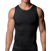 Zoned Performance Tank | Black