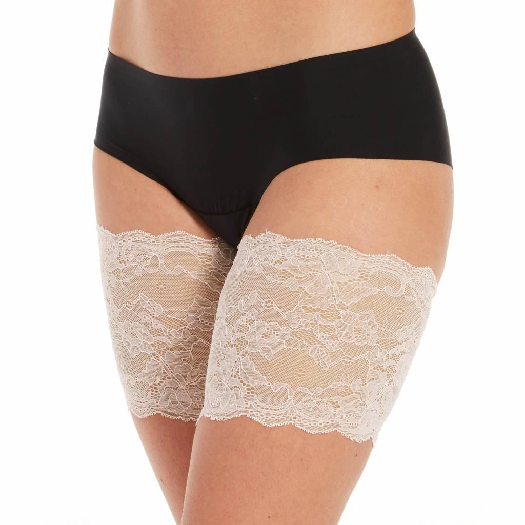 Be Sweet To Your Legs Magic Bodyfashion | White| Kant