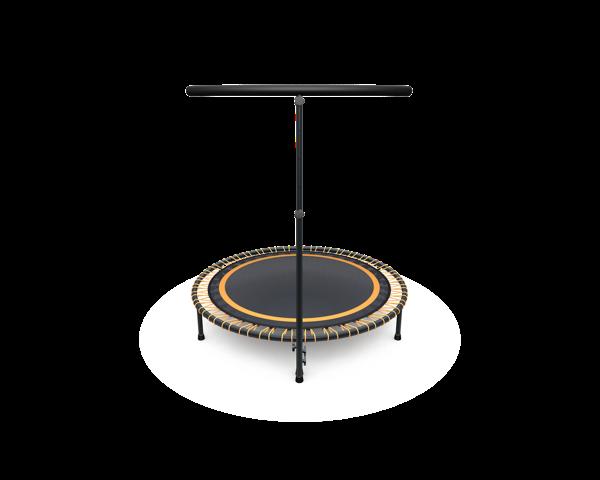 trampoline tegen platte billen