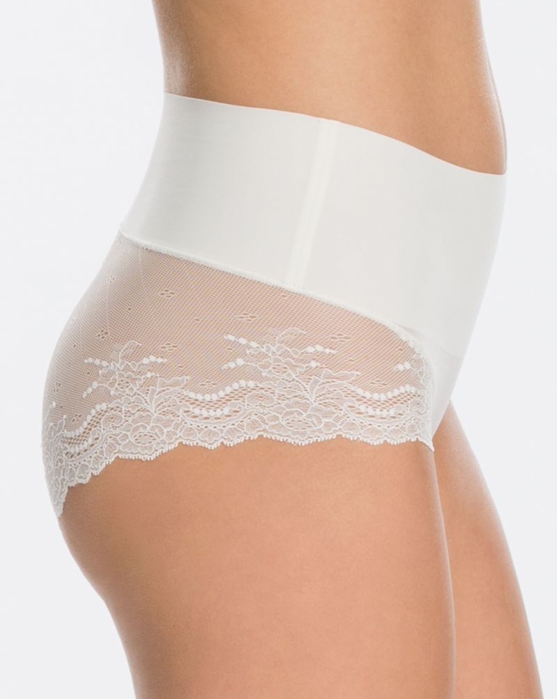 Hi-Hipster Undie-Tectable Lace  SPANX | White