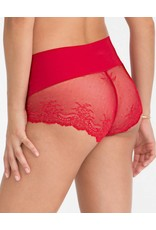 Hi-Hipster Undie-Tectable Lace  SPANX | Red