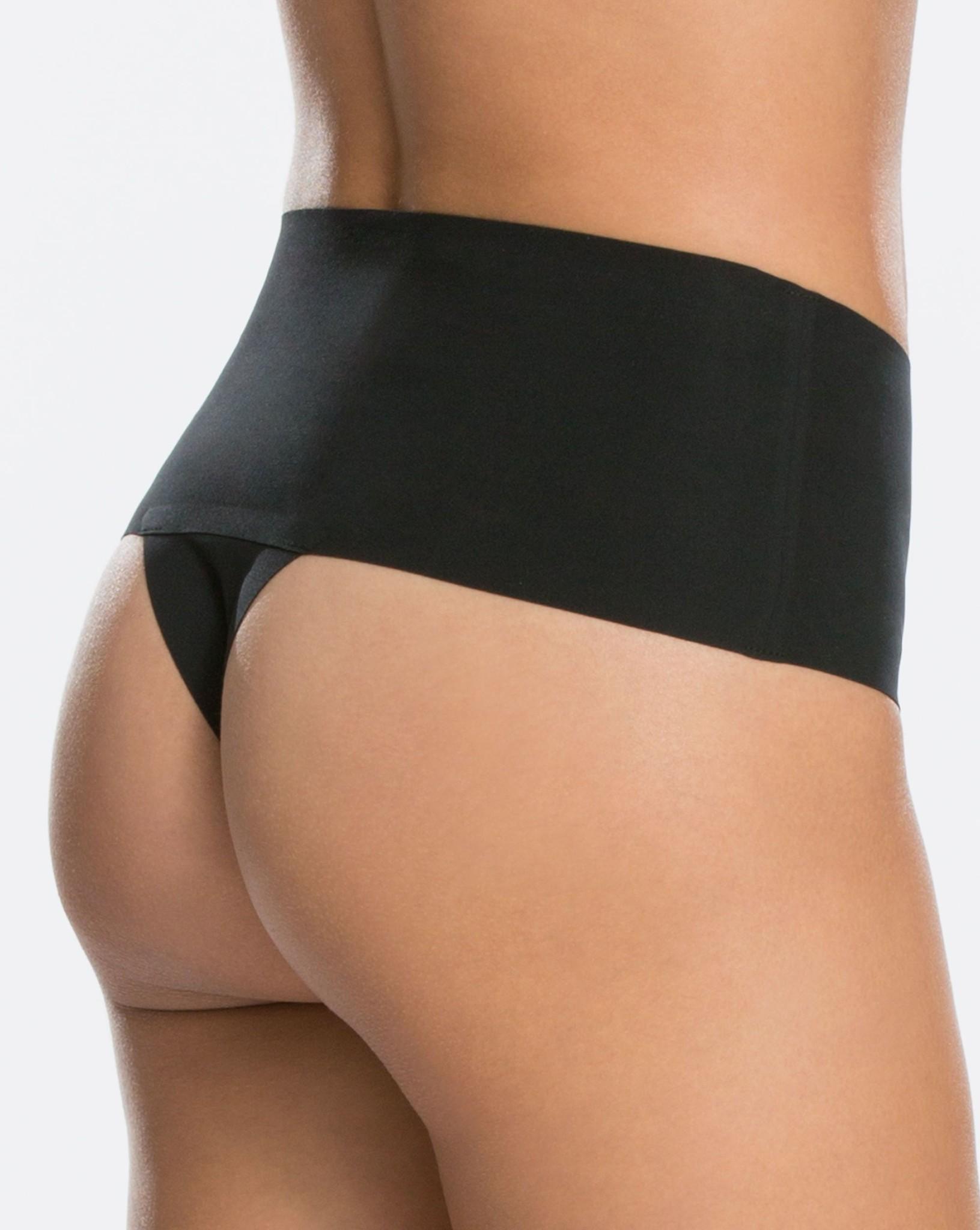 shapewear string spanx met kant