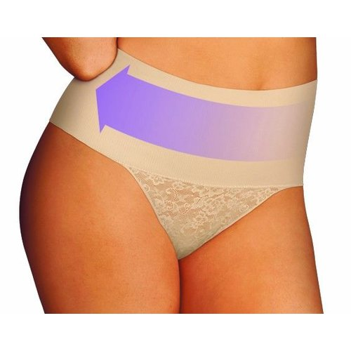 Tame your Tummy String Maidenform | Lace | Nude
