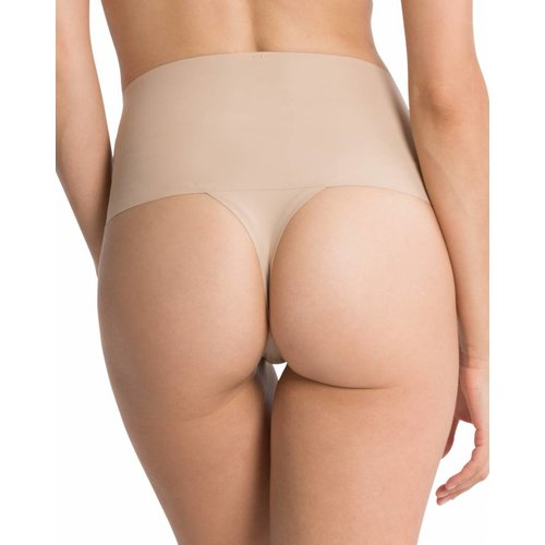 Thong Undie-Tectable SPANX | Soft Nude