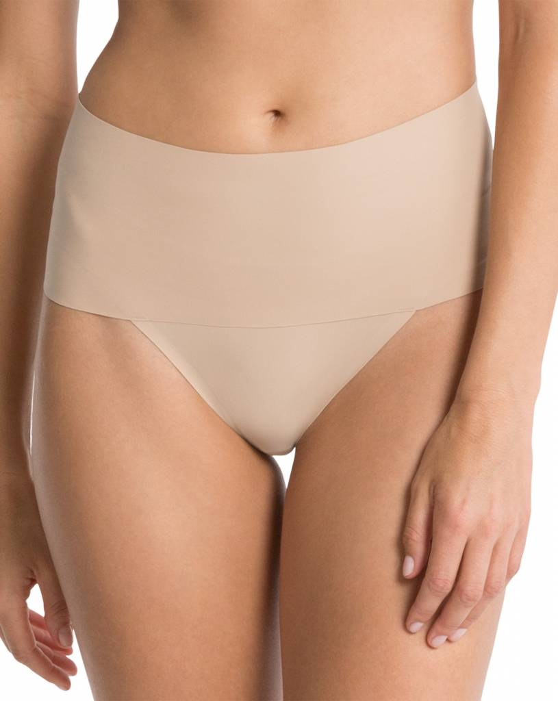Thong Undie Tectable SPANX | Soft Nude