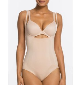 Body Open-Bust OnCore | Soft Nude