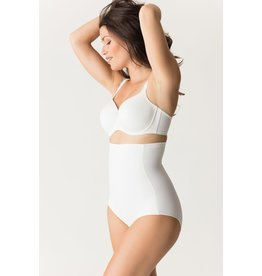 Perle Taille Slip | White
