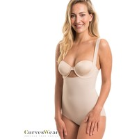Maxi Sexy Body | Soft Nude