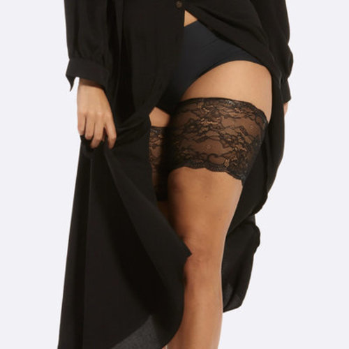 Be Sweet To Your Legs| Kant | Black