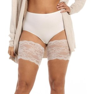 Be Sweet To Your Legs | Spitze | White