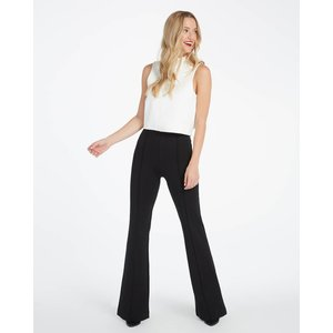 The Perfect Black Flare Pant | Black