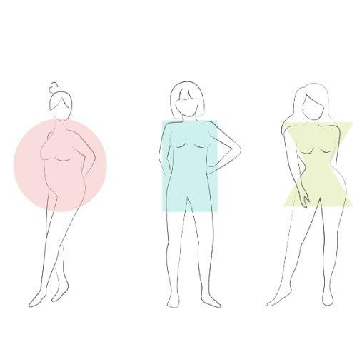 Silueta Perfect Curves High Waist Janira | Zwart