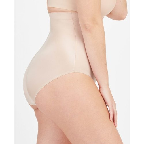 Suit Your Fancy High-Waisted Brief SPANX | Soft Nude