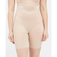 Thinstincts 2.0 High Waisted Mid Thigh Short | Soft Nude