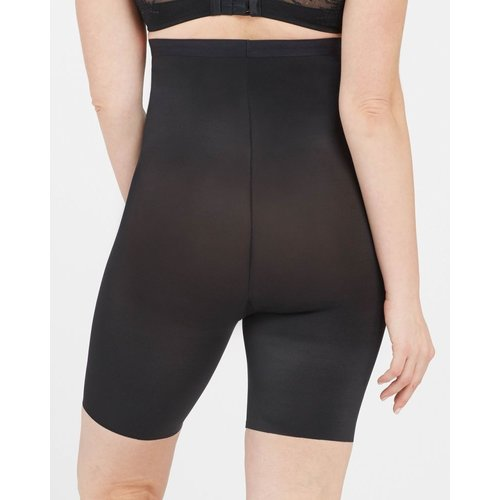 Thinstincts 2.0 High Waisted Mid Thigh Short SPANX | Black