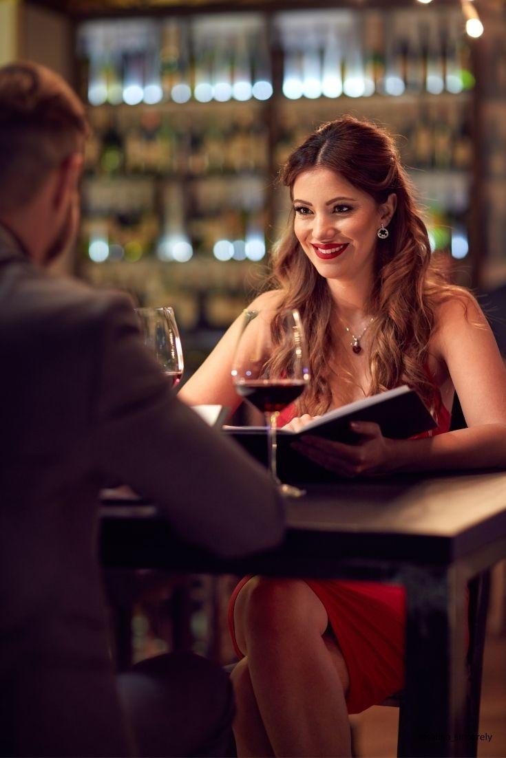 romantisch diner met shapewear