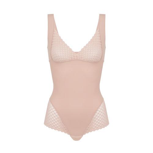 Body Subtile Simone Perele | Soft Nude