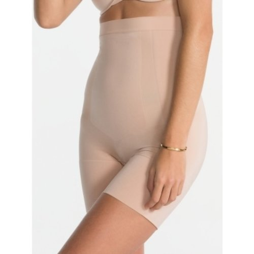Oncore High Waist Mid Thigh Short SPANX | Soft Nude