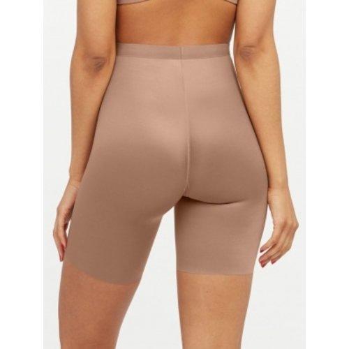 Thinstincts 2.0 Mid Thigh Short SPANX |  Dark Nude