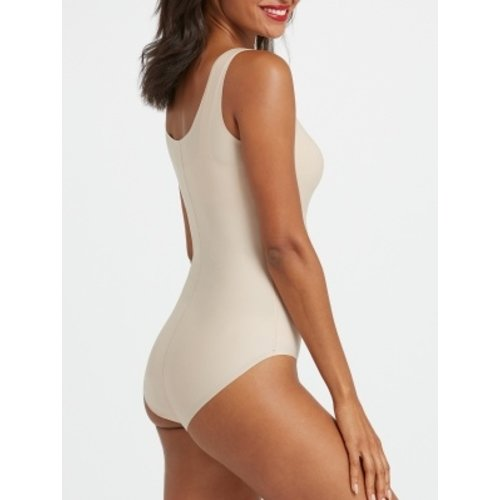 Thinstincts Panty Bodysuit SPANX |  Soft Nude