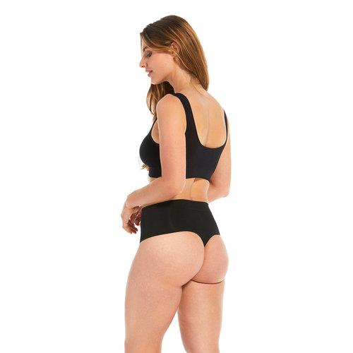 Comfort Thong MAGIC Bodyfashion | Schwarz