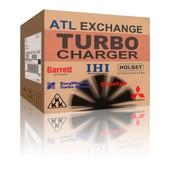 GARRETT Turbolader - 701855