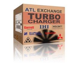 BORG WARNER Turbolader - 54399880018