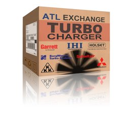BORG WARNER Turbolader - 53039880459