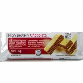 Eiwitrijke Wafel Chocolade  Sticks Proslank  7 x 2 stuks