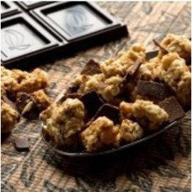Eiwitrijke Muesli Chocolade Karamel Proslank 5 porties