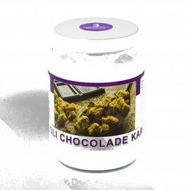 Eiwitrijke Muesli Chocolade Caramel Proslank Pot 15 porties