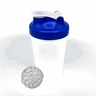Luxe Shake Beker blauw