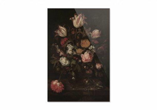 Stilleven met bloemen1 • staande afdruk op plexiglas