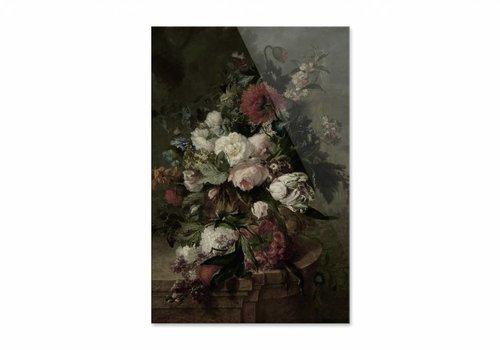 Stilleven met bloemen2 • staande afdruk op plexiglas