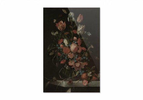 Stilleven met bloemen3 • staande afdruk op plexiglas