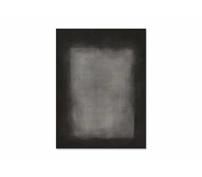 Frame weiss • staande afdruk op textiel