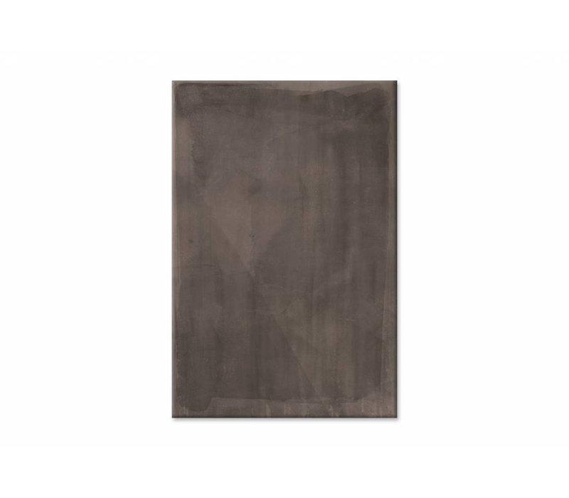 Shade brose • staande afdruk op canvas