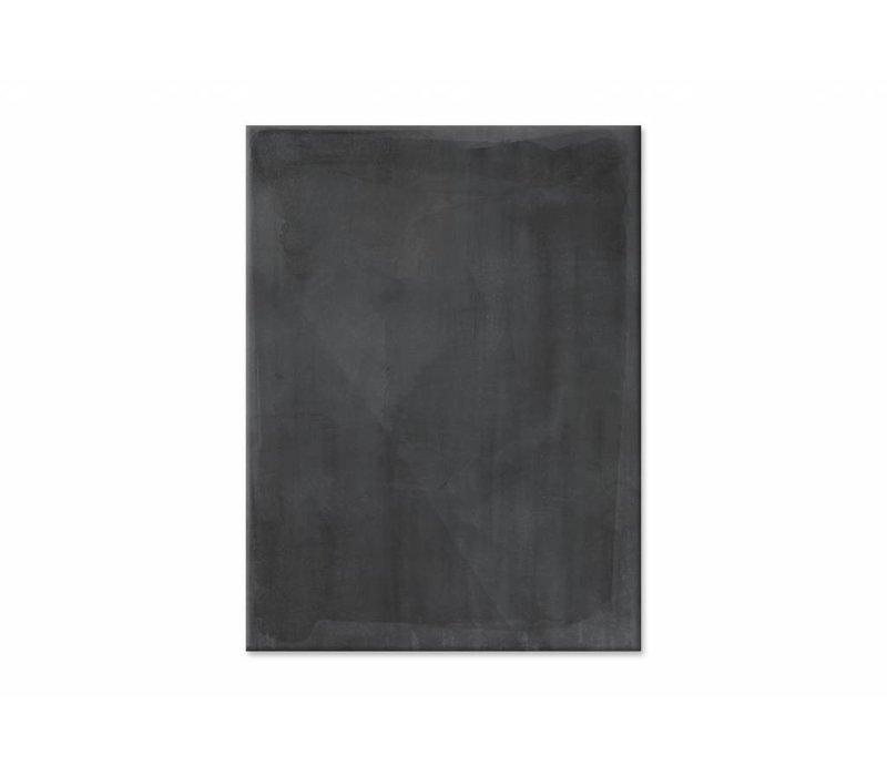 Shade steel • staande afdruk op canvas