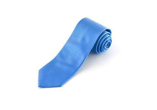 Licht blauwe stropdas