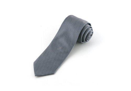 Grijze faux-uni stropdas