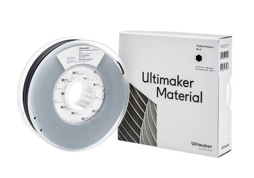 Ultimaker Ultimaker TPU 95A Black  2,85mm