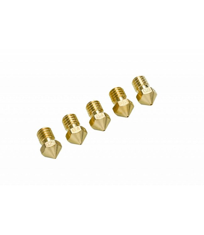 Ultimaker 2+ Nozzle pack (#9528)