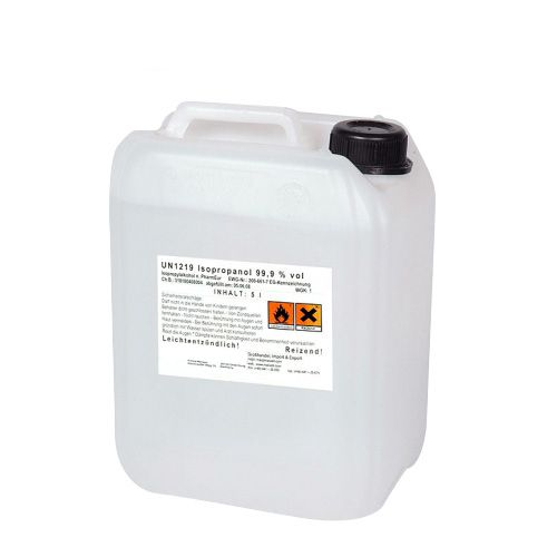 cards 3D Printing Solutions Isopropanol Alcohol 99,9% - 5L (#AO0019)
