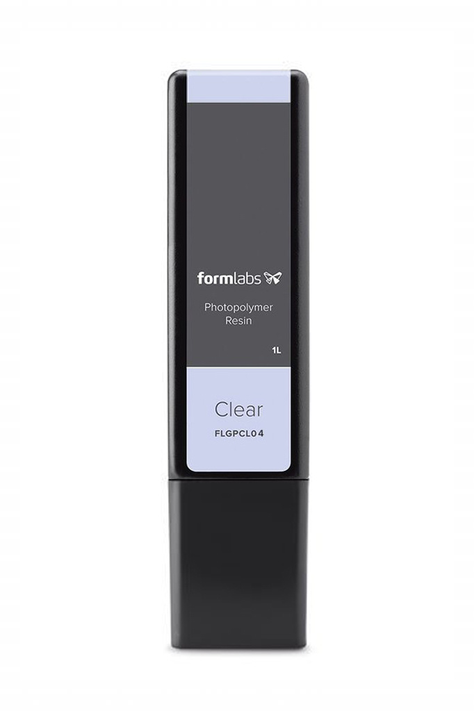 Formlabs Clear Resin 1L (#FORM3005)