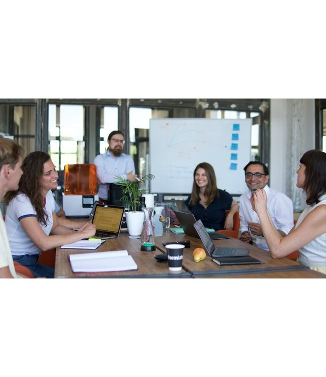 cards 3D Printing Solutions Formlabs Training - op locatie